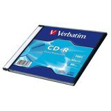 Диск CD-R Verbatim CD-R 700 Mb 52x DL SL/1 (к208152, р278278)
