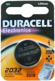 Батарейка Duracell DL2032/CR2032, 3В 1/1 (р239291)